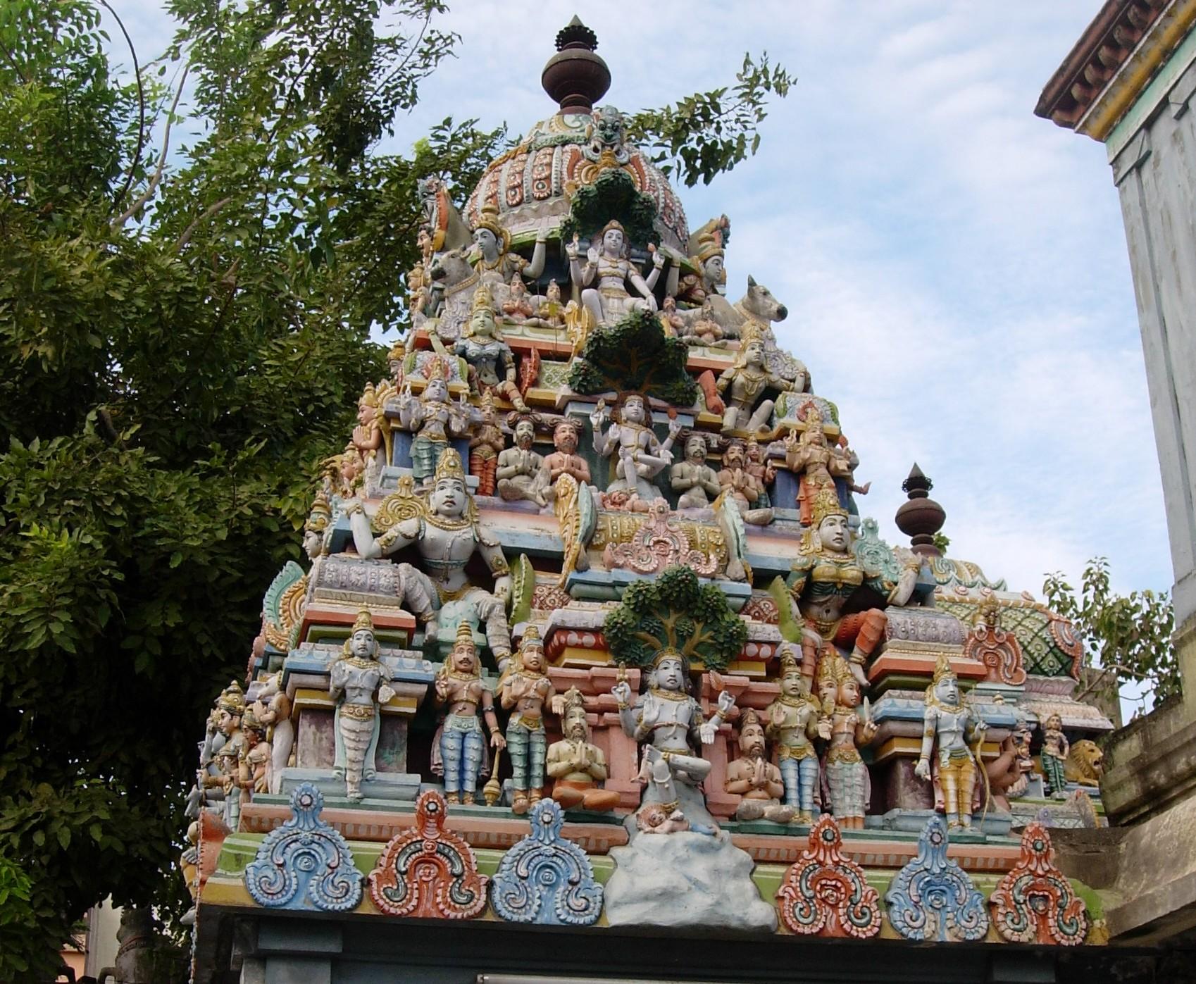 L'hindouisme est toujours très pratiqué en Inde