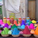 Holi, une fête aux couleurs du printemps