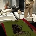 Aperçu de l'exposition Chamanes au Quai Branly