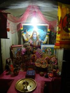 Autel hindou