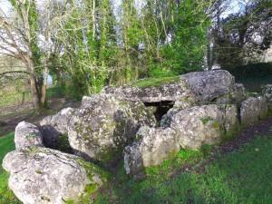 Tombe celte