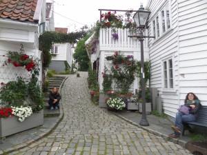 Balade dans la vieille ville