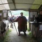 VIDEO. Immersion dans le village viking de Gudvangen