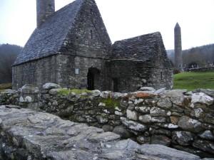 En balade à Glendalough